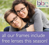 Free Single Vision Lenses Offer