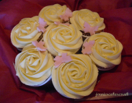 Mothers Day Cupcake Bouquets £15 each.