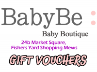 Gift Vouchers - BabyBe: Baby Boutique Goods and Services