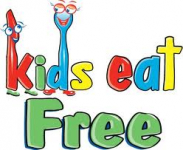 Kids Eat FREE Throughout the Easter Holidays!