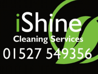 "1 hour free for the next 20 one-off cleans that come to £100 or more. Quote ""iShine are the best of Bromsgrove"" to redeem!"