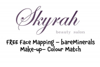 FREE Face Mapping - bareMinerals Make-up - Colour Match @SkyrahBeauty