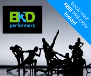 BKD Performers - Book your FREE Trial class!