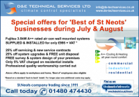 Business & Home Air Conditioning Special Offers Inc Servicing