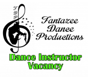 Fantazee Dance - Looking for an experienced dance instructor!
