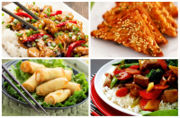 Feast On A 3 Course Chinese Feast For 2 People! Now ONLY £21.80!