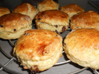 Treat yourself to a Christmas Scone!