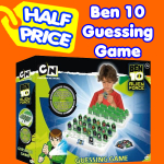 Ben 10 Guessing Game now just £4.99