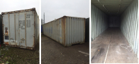 For Sales - Massive 40' x 8' shipping container