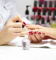 Deluxe manicure and pedicure only £25 - limited availablilty