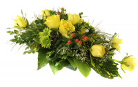 Spring is Here! 20% Flower upgrade for personal callers & local delivery
