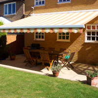 Save over £435 on a Motorised Awning this Winter