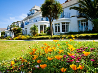 SPRING BREAK FROM £225 PER PERSON AT HERM'S WHITE HOUSE HOTEL