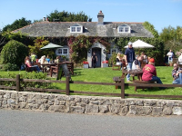 2 courses for £10 at The Stackpole Inn