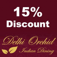 15% Discount at Delhi Orchid