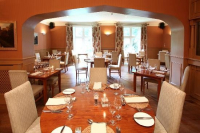 15% OFF your entire food bill at Chez Maw Restaurant Ironbridge