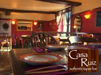 SUNDAY EVENING OFFER at Casa Ruiz Bridgnorth
