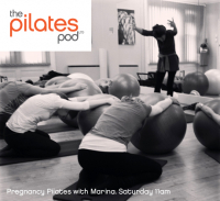 Pregnancy Pilates 5 Classes for the price of 4 at the Pilates Pod