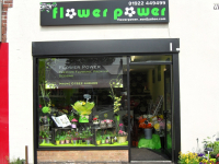 10% DISCOUNT AT FLOWER POWER!