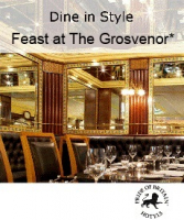 Feast At The Chester Grosvenor*