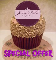 Cakes Cakes & More Cake Special Offer.. Jennies Cakes St Neots