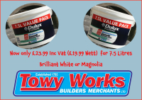 Save on Dulux Trade Weathershield @ Towy Works