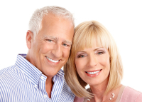 "Discover the secret of ""fixed"" dentures! Save £100"