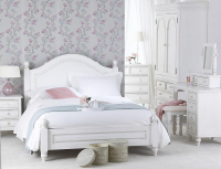THE PARQUE ROYALE WHITE BEDROOM FURNITURE