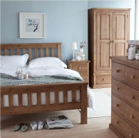 CHELTENHAM PINE BEDROOM FURNITURE RANGE