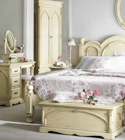 REGAL PAINTED BEDROOM FURNITURE RANGE