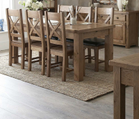 THE FARRINGTON OAK DINING FURNITURE RANGE
