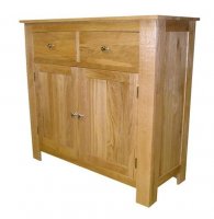 SOLID OAK SIDEBOARD WAS £399 NOW £299