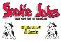 Free Drinks -  Shakie Jake Loyalty Card...