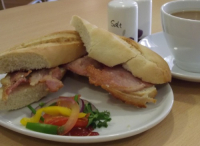 Newark Beacon Breakfast Deal - £1.99