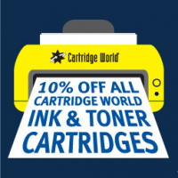 Save 10% on low cost, high quality Ink & Toner Cartridges