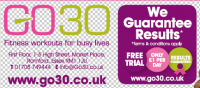 Fantastic Membership Offer at GO30