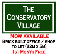 Large Office / Shop to let at Conservatory Village, Little Paxton