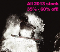 35% to 60% OFF 2013 Stock