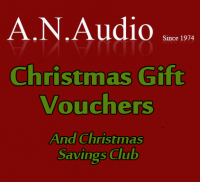 Christmas Gift Vouchers & Christmas Savings Club