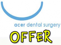 10% OFF Facial Aesthetics & Teeth Whitening at Acer Dental