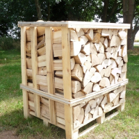 SAVE £45 on Kiln Dried Logs from Woody Products