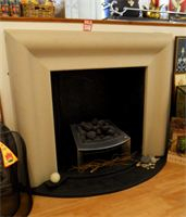 Special offers on various ex-display fireplaces