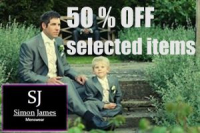Simon James - 50% OFF!