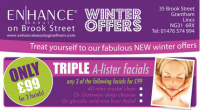 Triple A Lister Facials for just £99