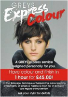 Greys Express Colour Offer