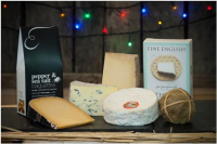European Christmas Cheese Hamper