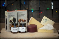 British Christmas Cheese Hamper