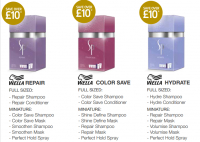 Over £30 off Wella Hair Products