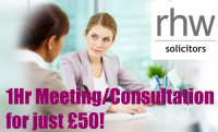 1Hr Meeting/Consultation for £50!
