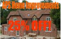APS Home Improvements - 25% OFF!